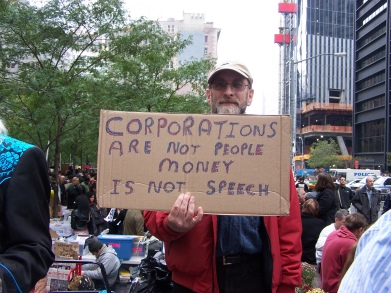Corporations are not people 3