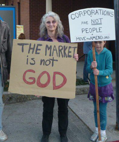 Market is not God