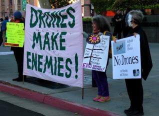 drones make enemies