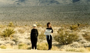Good Friday, Nevada Test Site, early 1980s